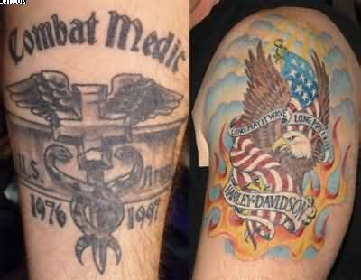 army medic tattoos images  pinterest army