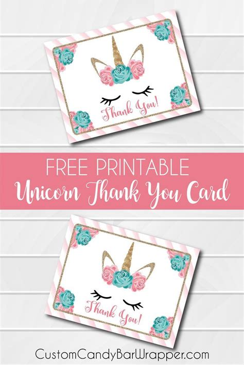 printable unicorn   cards unicorn birthday invitations birthday   cards