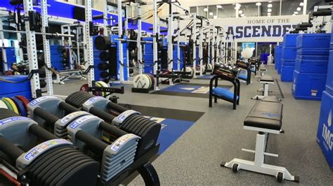 img academy weight room img academy facility reel pro team