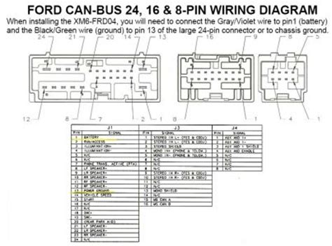 ford freestar stereo wiring electrical problem  ford