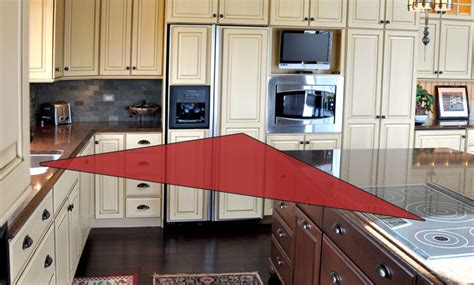 kitchen triangle work triangle kitchen home design