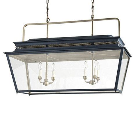 Piedmont 6 Light Rectangular Lantern Homebody Pinterest Lights, Kitchens and Dining area