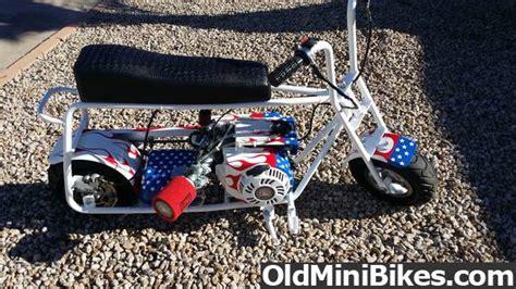 doodle bug mini bike capacity 2500 00 doodle bug