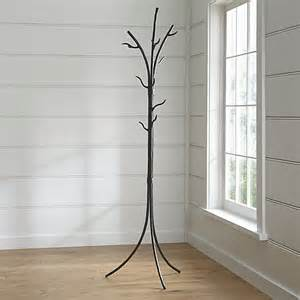 twig standing coat rack crate and barrel