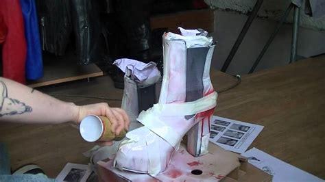 diy platform shoes diy how to make union platform boots