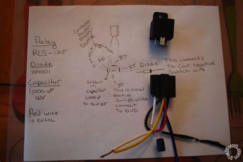 wiring diagram for absolute rls125 relay 40 wiring