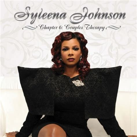 R Up Tracklisting R Tv by Syleena Johnson Uncovers Chapter 6 Album Cover