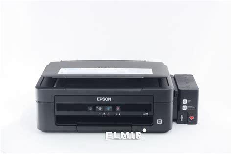 Printer Epson L210 Wifi a4 epson l210 c11cc59302