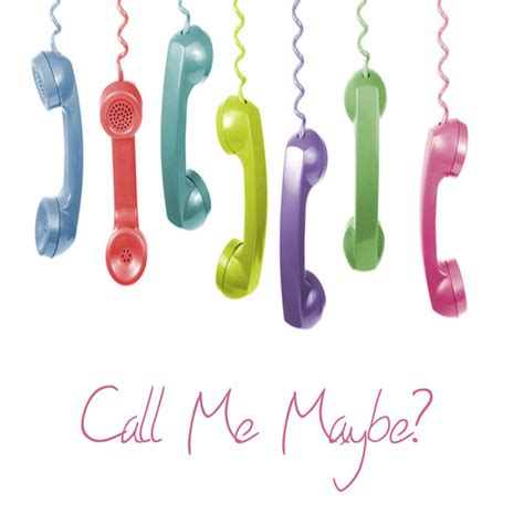 call me a what should a sales rep do when a prospect says quot call me maybe quot heinzmarketing