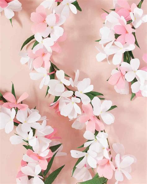 paper flower garland template 1500 best images about paper crafts on