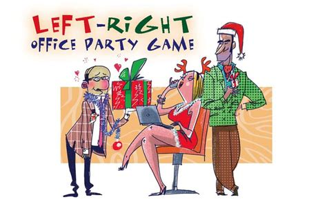 christmas gift games for the office left right office printable gift exchange