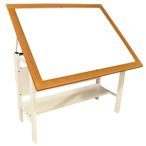 Drafting Table Supplies Alvin 36 Quot X 48 Quot Alvatrace Light Table Tc3648k