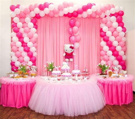 kitty birthday themes ideas para fiesta infantil de hello kitty hello kitty