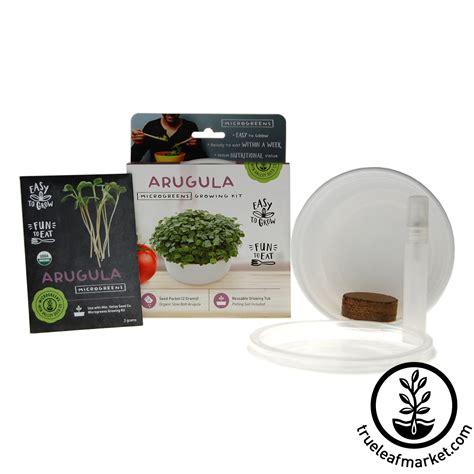 Starter Kit Microgreens microgreens kits hydroponic soil based micro greens kits