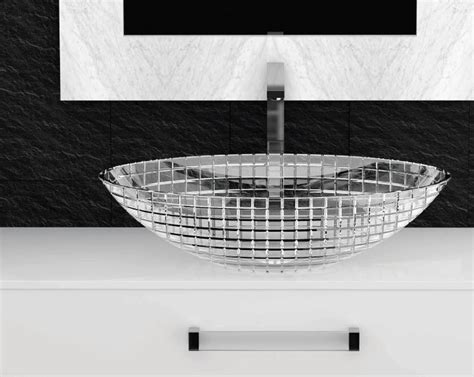 Bathroom Facuets Luxor Oval Glass Design Srl Details Sinks Faucets Etc