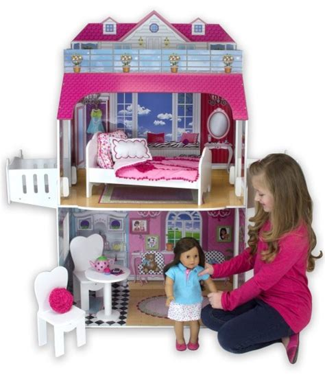 houses for 18 inch dolls cool holiday gift ideas for girls ages 6 to 8 everyday savvy