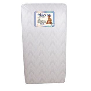 Kolcraft Crib Mattress Reviews Kolcraft Pediatric 1500 Crib Mattress