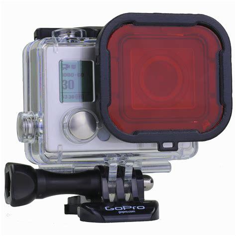 Filter Gopro 4 Polar Pro Gopro 4 3 Underwater Dive Lens Filter P1001 For Gopro Crooked Imaging