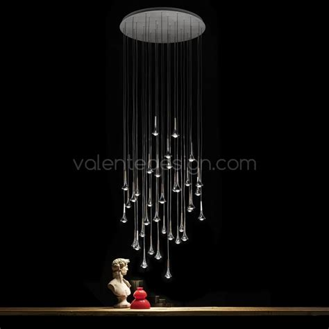 len studio italia design la f 233 233 rique suspension led design rain