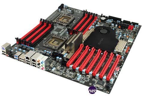 best xeon processor look evga w555 dual xeon motherboard bit tech net