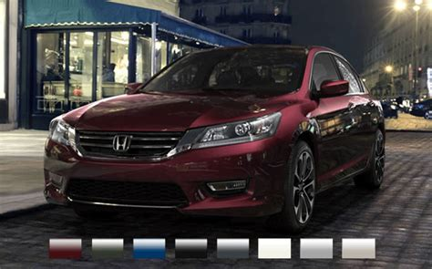 honda accord colors 2015 honda accord exterior colors fisher honda