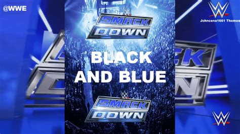 theme song smackdown 2015 wwe smackdown new intro new theme song 2015 hd youtube