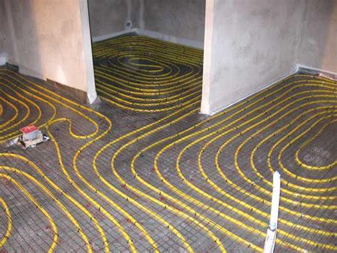 impianto raffrescamento a pavimento impianto di raffrescamento