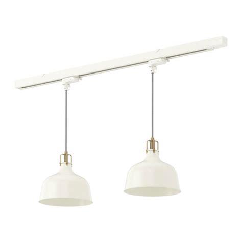 Skeninge Ranarp Track With 2 Pendant Ls Ikea Pendant Light Ikea