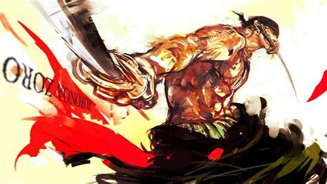 gambar keren zoro one piece 20 hd wallpaper roronoa zoro one piece super keren all