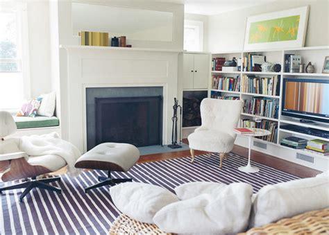my white bedroom meg biram living room white stripe meg biram