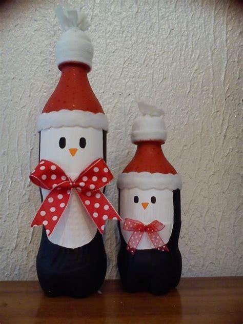 adornos de botella navidad imagenes decoraci 243 n navide 241 a con papel frascos pi 241 as telas y