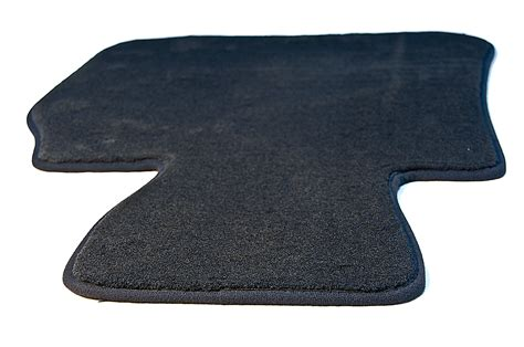 bmw genuine tailored floor mats set velour anthracite e87