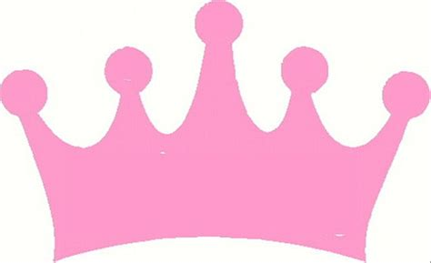 How To Make A Prince Crown Out Of Paper - diy princess prince crown applique template
