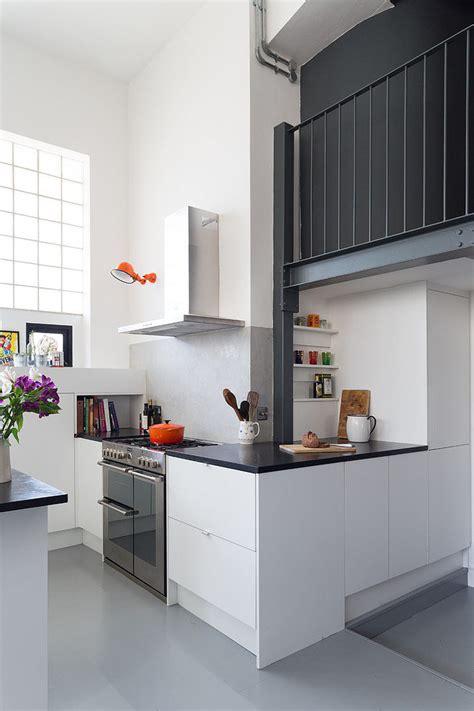 desain dapur nuansa alami dapur cantik dengan nuansa industrial desain interior