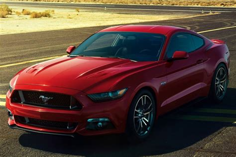 2016 ford mustang coupe pricing features edmunds