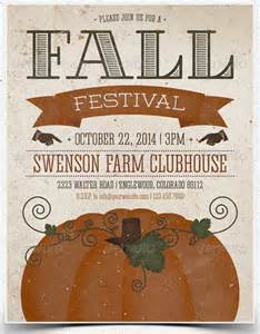 Fall Festival Flyer Templates Free by Print Ready Flyer Templates Printfirm
