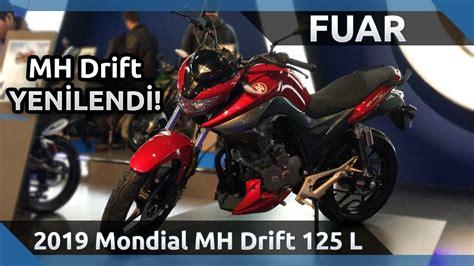 mondial mh drift  oen inceleme  motobike