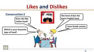 Things I Like And Dislike Essay by Listening Likes And Dislikes