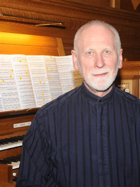 Organ Professor And Organist Christoph World Renowned Organist Comes Back To School Cranleigh