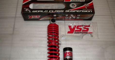 Shock Belakang Jl 8537h Model Z Series Ukuran 340 Mm il motor lubeg padang tipe shock yss