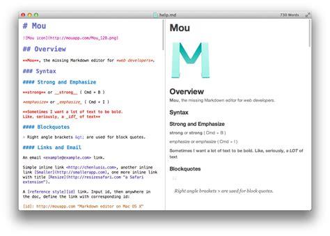 markdown template markdown for dummies xu medium