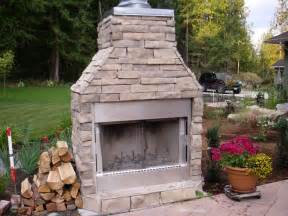 outdoor living ace fireplace