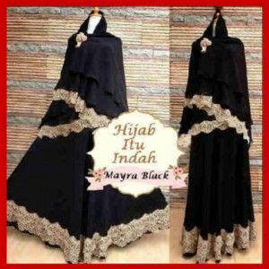 syari mayra black 16 best images about baju muslim syar i on