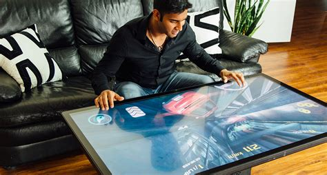 Multitouch Coffee Table World S 4k Uhd Multitouch Coffee Table Ideum