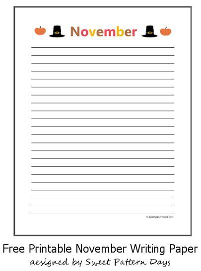 free printable november bookmarks 128 best images about stationery printables on pinterest
