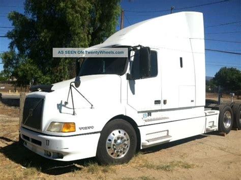 2001 volvo semi truck 2001 volvo