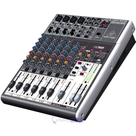 Mixer Behringer 1204usb clearance bargains gt behringer xenyx 1204usb mixer whybuynew