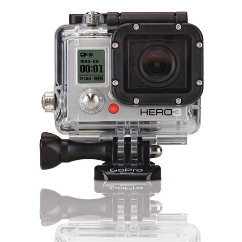 gopro hd hero3 white edition snowboard zezula