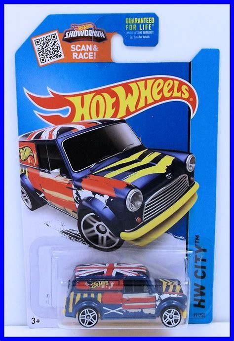 Diecast Hotwheels 67 Mini Ah189b 67 mini model cars hobbydb