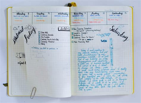 journal layout ideas 8 daily bullet journal layout ideas for your planner